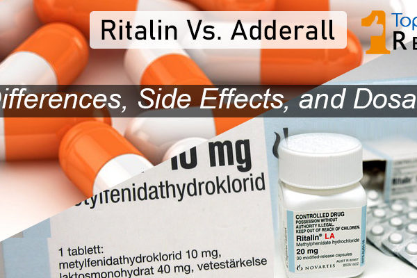 Ritalin Vs Adderall