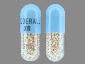 Adderall XR 5mg 1