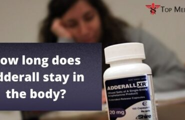 How long does Adderall stay in the body